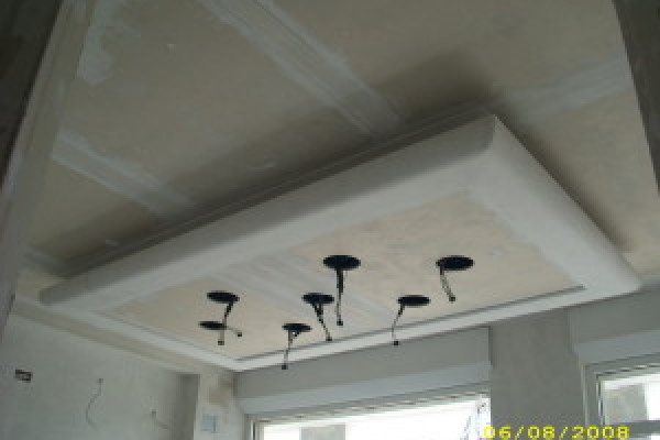Skrivači svetla na plafonu