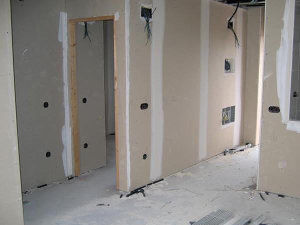 Pregradni zidovi gipsarski radovi gradsko gipsarsko - Paredes de pladur o ladrillo ...
